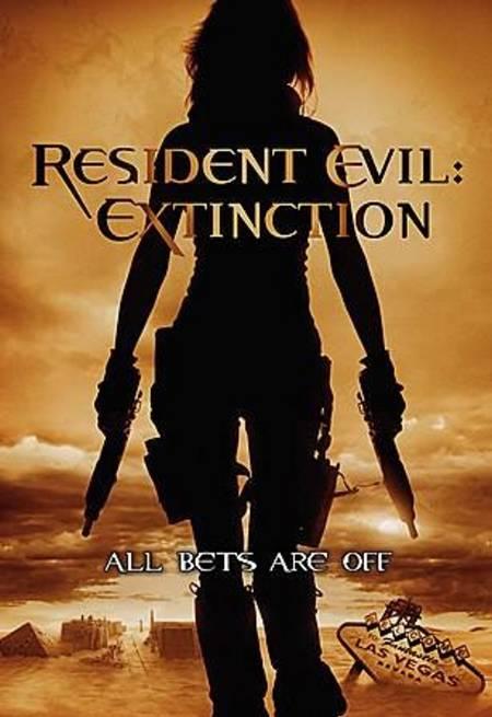 Extinction poster
