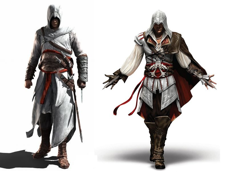 how to become an assassin like ezio