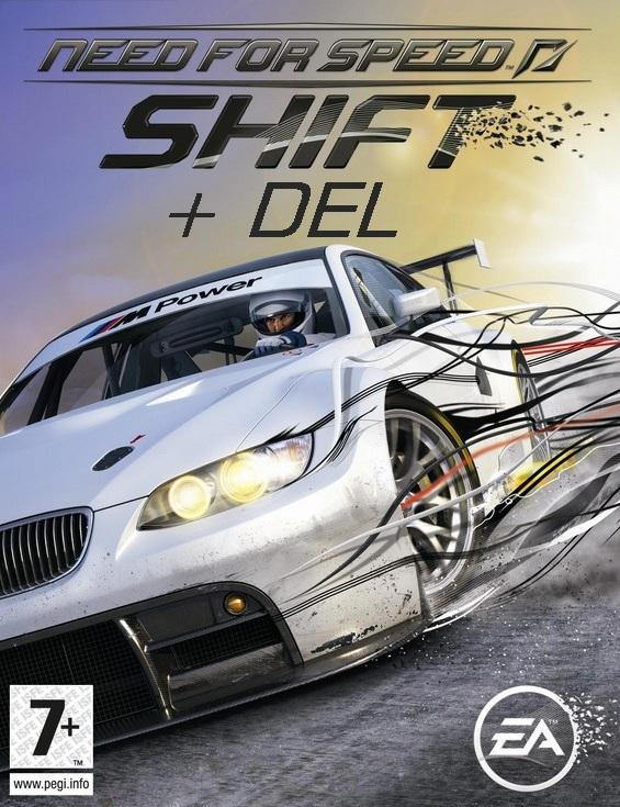 Shift del