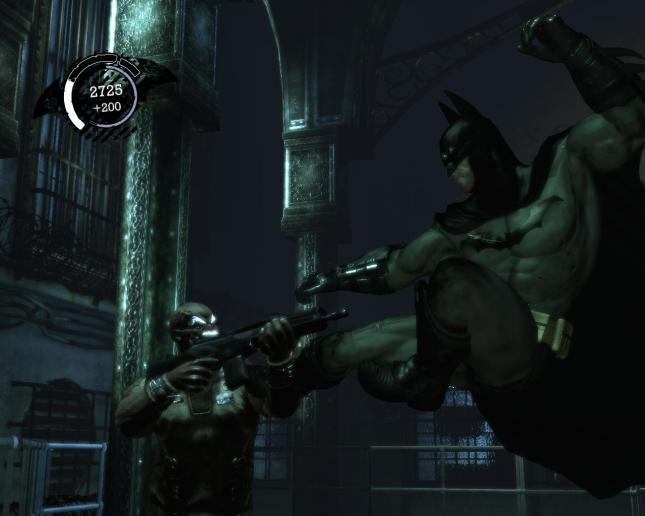 Batman-Arkham-Asylum-dead guy with gun