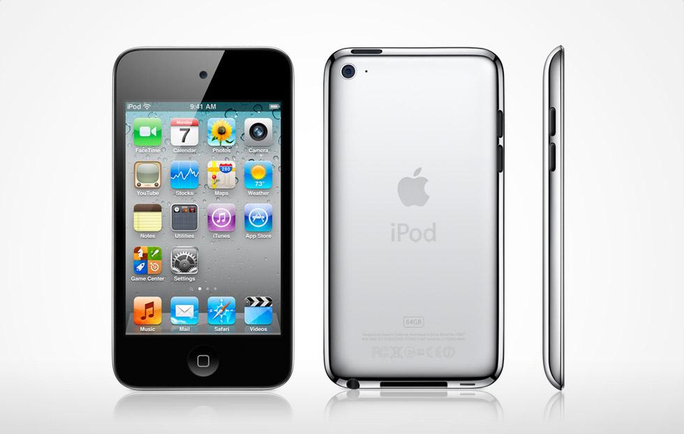 Всичко за iPod touch 4G! (1/6)