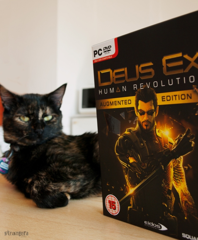 Deus Ex: Human Revolution Augmented Edition and Kotk