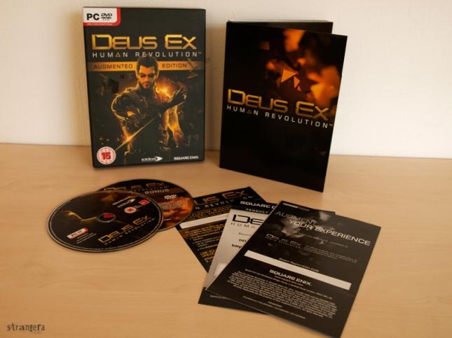 Deus Ex: Human Revolution Augmented Edition All