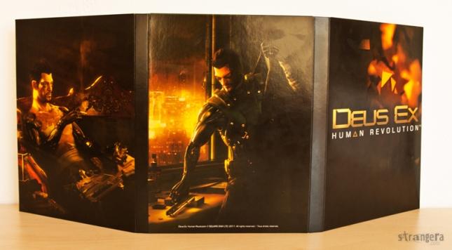 Deus Ex: Human Revolution Augmented Edition ART