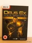 Deus Ex: Human Revolution Augmented Edition FRONT