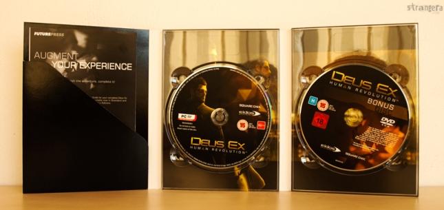 Deus Ex: Human Revolution Augmented Edition DVD