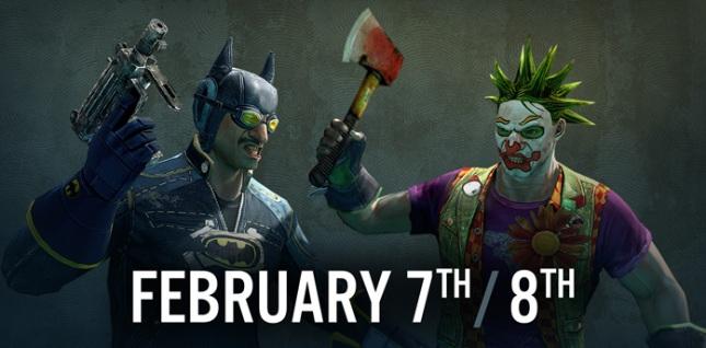 Gotham City Impostors release date