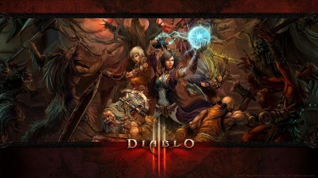 Diablo III - Bloody Battle