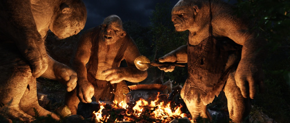 Хобит: IMAX 3D vs HFR 3D (3/5)