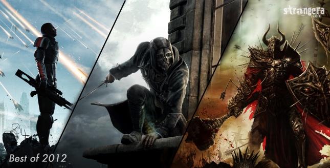 Best of 2012 in Video Games [Strangera.com]