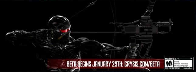 Crysis 3 beta