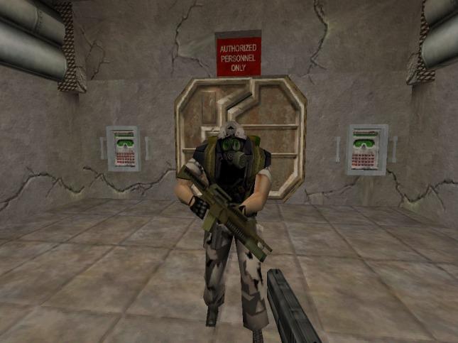 Half-Life 1997 Alpha
