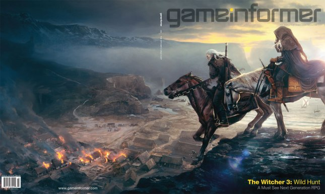 The Witcher 3 Wild Hunt_GI Cover
