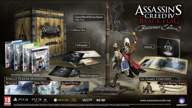 Assassin's Creed IV Buccaneer Edition
