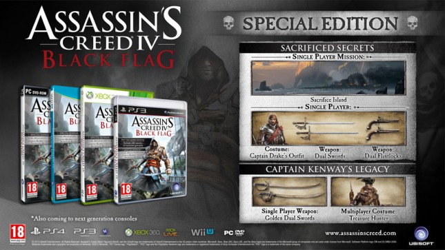 Assassin's Creed IV Special Edition
