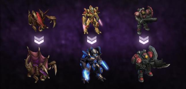 Hots Unit skins
