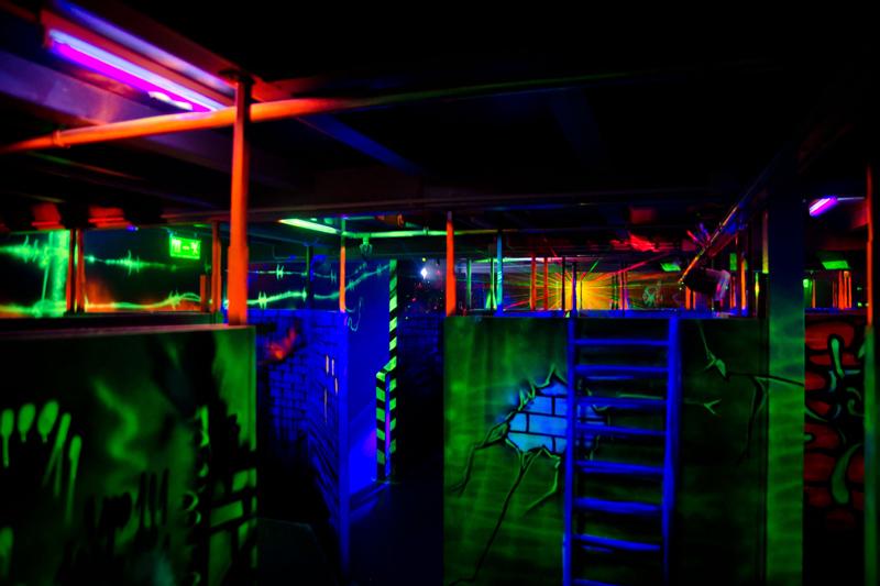 Laser Tag в Play Park (3/6)