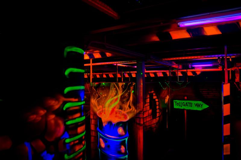 Laser Tag в Play Park (4/6)