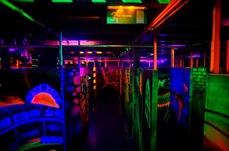 Laser Tag в Play Park (5/6)