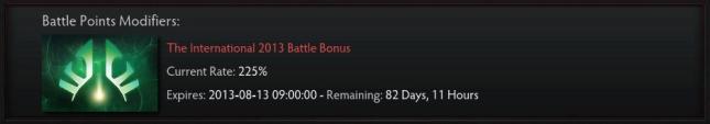 Battle-Bonus