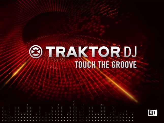 Traktor-DJ