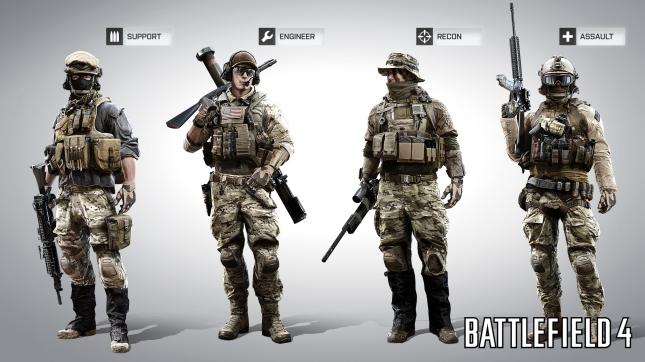 Battlefield 4 - Meet the US guys