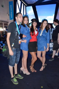 Strangera at Gamescom 2013 (09)
