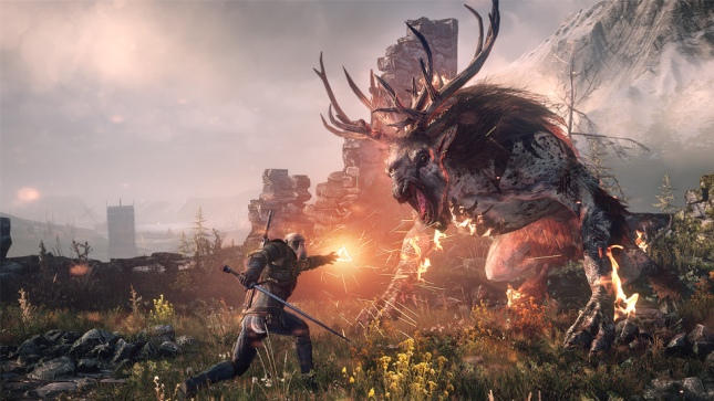 The Witcher 3_screenshot_1