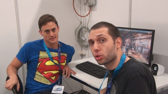 Joe and Strangera on Gamescom pic 2