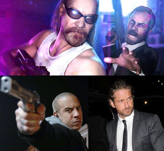 Gerard Butler, Vin Diesel in talks for Kane & Lynch movie