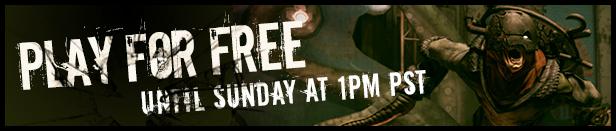 RAGE Free Weekend