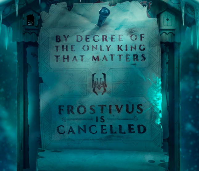 Frostivus-is-CANCELLED