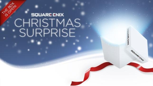 Square Enix Christmas Surprise