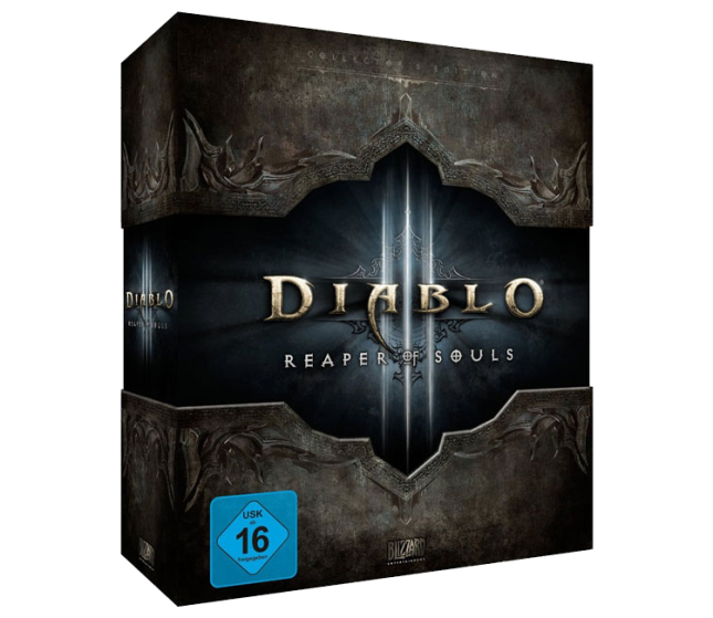 Diablo III Reaper of Souls - Collector's edition