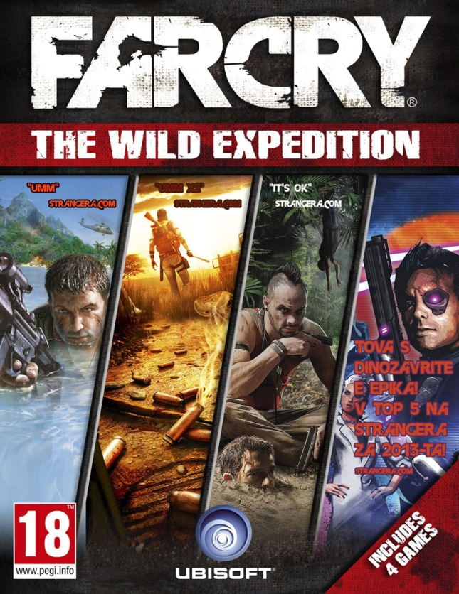 Far-Cry-Wild-Expedition-Accolades-Box-Art
