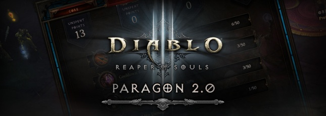 REAPER OF SOULS™ FIRST LOOK PARAGON 2.0