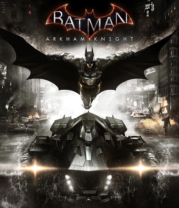 Batman Arkham Knight KV