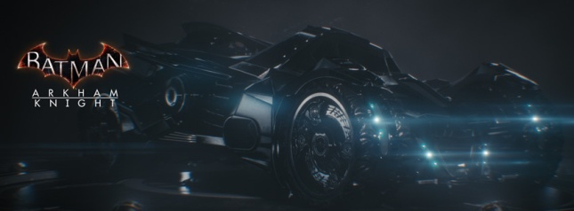 Batman Arkham Knight the CAR