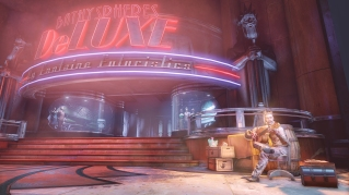BioShock Infinite Burial at Sea – Episode Two DeluxeGuitarist_WEB