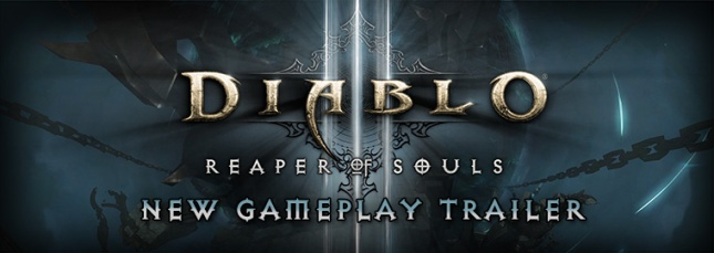 Diablo III Reaper of Souls™ Gameplay Trailer Debut