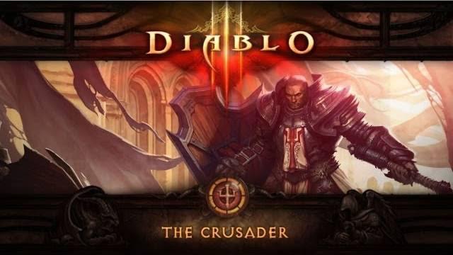 The Crusader Arrives
