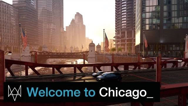 Watch_Dogs Welcome To Chicago