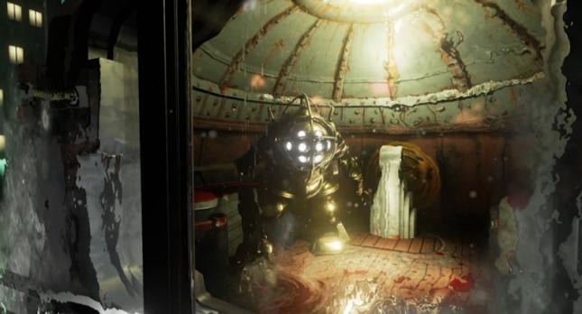 Bioshock-On-Unreal-Engine-4