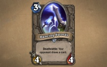 Curse of Naxxramas Cards - Dancing Swords