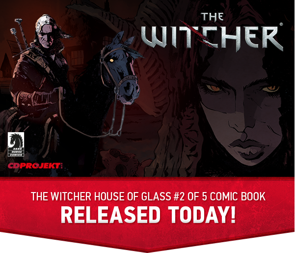 The Witcher House of Glass #2