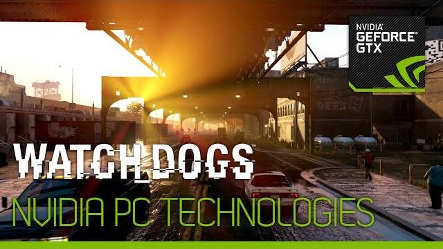 Watch_Dogs featuring NVIDIA Technologies [UK]