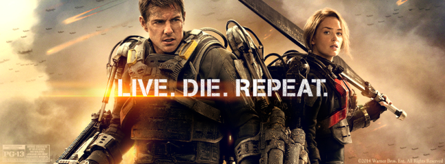Edge of Tomorrow - IMAX Trailer