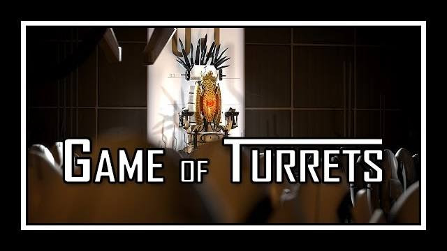 Game of Turrets