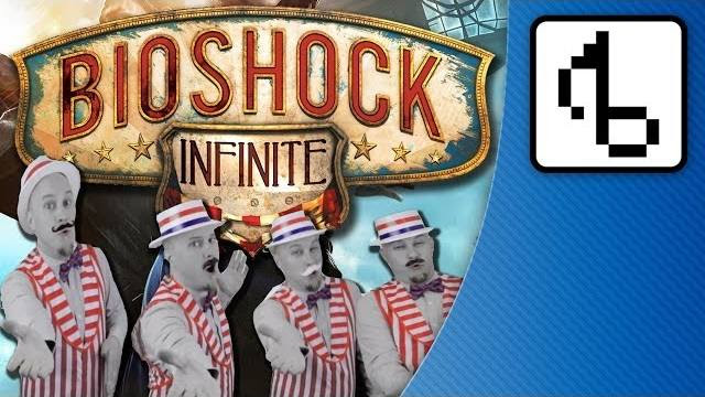 The Bioshock Infinite Song by brentalfloss