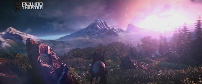 The Witcher 3 - Rewind
